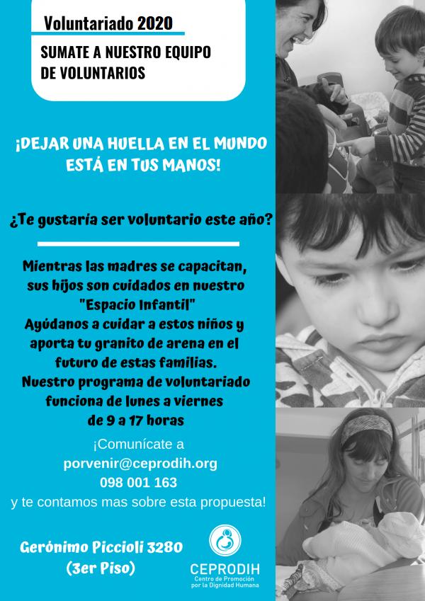 Voluntariado 2020